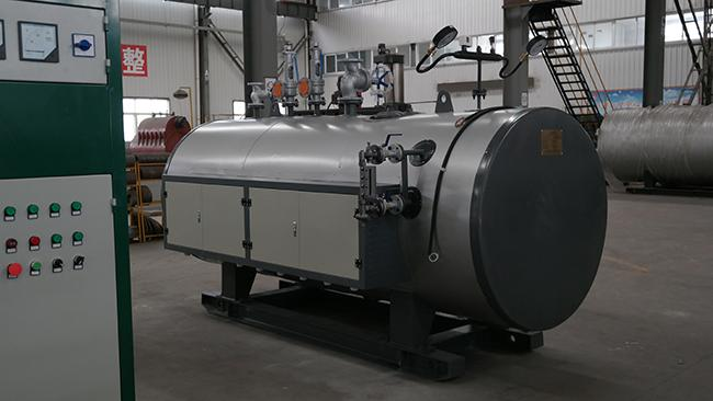 WDR Series Industrial Electric Steam Boiler Easy Operated For Food Industry