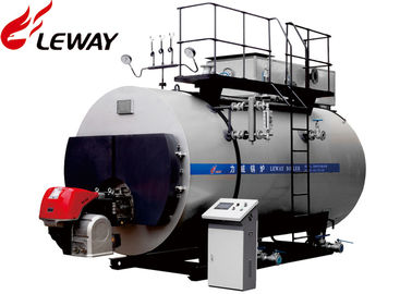 China Fire Tube High Efficiency Gas Steam Boiler 0.5T - 20T supplier