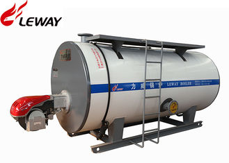 China Non Pressure Oil Hot Water Boiler 0.35MW - 7MW Horizontal supplier
