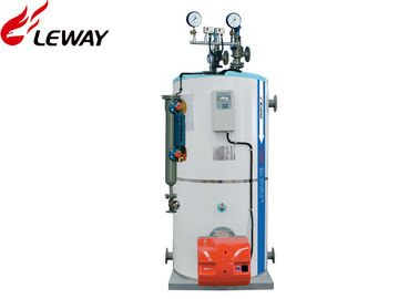 China Low Noise Gas Fired Water Boiler 32 - 50DN Gas Pipe Large Heated Area supplier