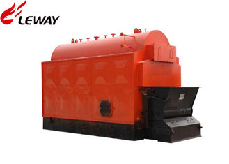 China Fully Automaitc Coal Stoker Furnace , Coal Fired Heater 32 - 50mm Feedwater Valve supplier