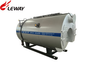 China 4T 1.25MPa High Efficiency Gas Steam Boiler With Large Heating Surface supplier