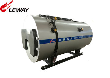 China 1.25MPa Work Pressure Gas System Boiler ON - OFF Computer Control Operation supplier