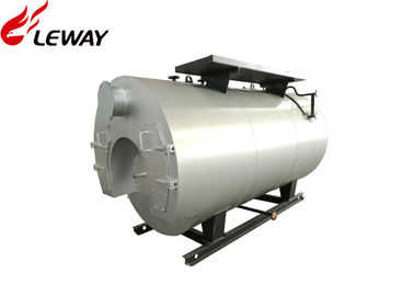 China Horizontal High Efficiency Gas Steam Boiler 8000kg Steam Capacity Less Pollution supplier