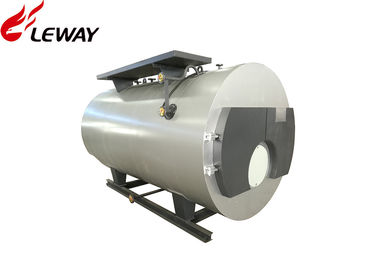 China Thermal Efficiency 95% Gas Fired Hot Water Boiler 194℃ Steam Temperature supplier