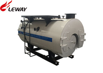 China Fully Automatic High Efficiency Gas Steam Boiler For Food Sterilization supplier