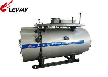 China Steam Outputting Oil Burner Boiler 1.25MPa Work Pressure Automatic Ignition supplier
