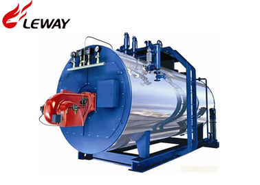 China Fully Automatic Oil Fired Steam Boiler ON - OFF Computer Control Operation supplier