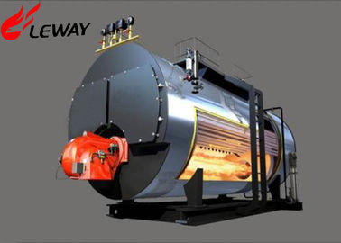 China 20T 1.25MPa Oil Fired Steam Boiler Horizontal Style Convenient Installation supplier