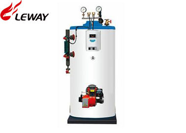 China ON - OFF Control Fire Tube Steam Boiler , Oil Fired Combination Boiler Large Heated Area supplier