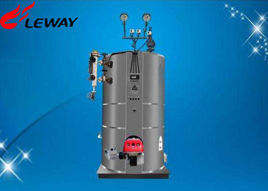 China Oil Industrial Vertical Steam Boiler New Condition Two Fire Passes Structure supplier