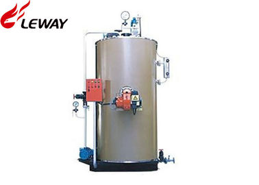 China Fire Tube Vertical Steam Boiler Automatic Over - Pressure Relief Oil Fired supplier