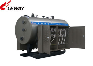 China Fire Tube Electric Boiler System , Low Pressure Steam Generator 20℃ Feedwater Temp supplier