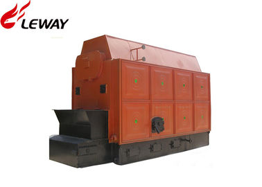 China Low Pressure Coal Burning Boiler 80% Thermal Efficiency Automatic Operation Control supplier
