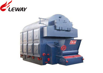 China 10 Tons Industrial Biomass Boiler Working Pressure 1.25Mpa Large Heating Surface supplier