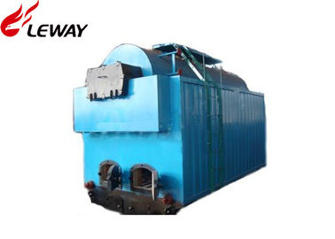 China Fire Tube Biomass Steam Boiler Horizontal Style 1 - 10T/H Rated Steam Capacity supplier