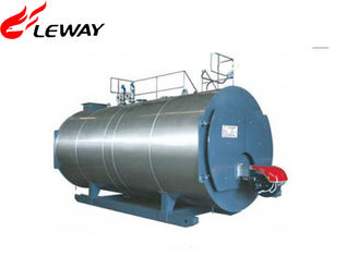 China Leak Detection Oil Hot Water Boiler 1.1 - 22 KW/H Electric Consumption supplier