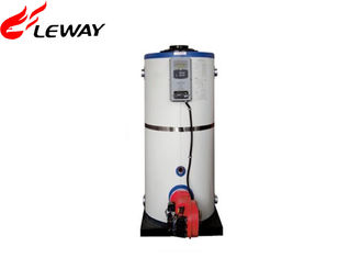 China Fire Tube Gas Hot Water Tank , Gas Fired Hot Water Boiler Wide Adoptability To Load supplier