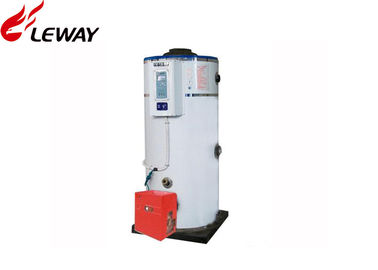 China Easy Operation Gas Hot Water Heater 0.7MW Boiler Capacity Three Return Design supplier