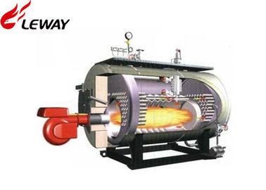 China Energy Saving Hot Water Gas Boiler Atmospheric Pressure PLC Programmable Control supplier