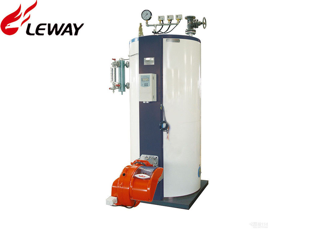 PLC Control Industrial Steam Boiler , Oil Fired Residential