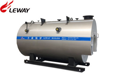 China Output 0.5T Gas Fired Water Boiler 1.0MPa Working Pressure 2 Years Warranty distributor