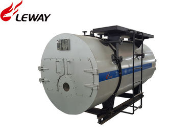 China Firetube 1T 1.0MPa Oil Fired Steam Boiler High Safety Overpressure Flame Failure Protection factory