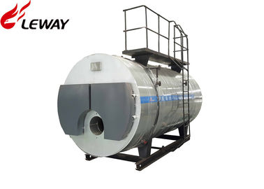 China New Condition Energy Saving Gas Boilers , Gas Condensing Boiler Large Heating Surface distributor