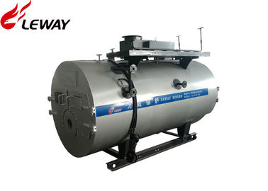 China 2T Oil Fired Steam Boiler 2000 KG/H Steam Capacity For Chemical Industry factory
