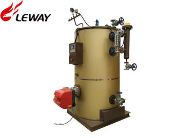 China Vertical Gas Fired Steam Boiler , Natural Gas Boiler Furnace High Durability distributor