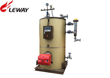 China PLC Control High Efficiency Gas Steam Boiler , Gas Fired Boiler 0.7Mpa Working Pressure distributor