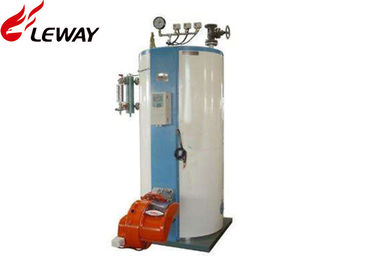 China Low Pressure Gas Boiler Heater , Gas Fired Hot Water Boiler 40DN Safety Valve factory