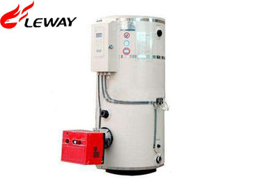 China Industrial Natural Gas Steam Boiler Vertical Style 660L - 1310L Water Volume factory
