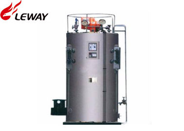 China Low Pressure Vertical Steam Boiler 92% Thermal Efficiency Low Maintenance factory