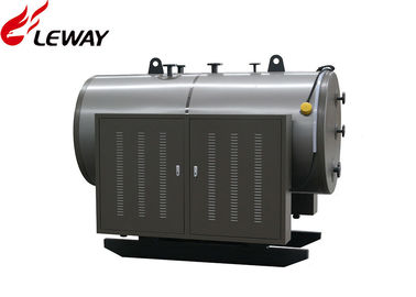 China WDR Horizontal Industrial Electric Steam Boiler Low Pressure With Large Steam Space distributor
