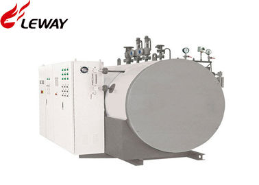 China Fuel Electric Low Pressure Steam Boiler , Electric Fired Boiler Large Steam Space factory