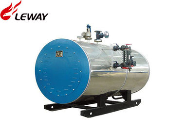 China Steam Capacity 0.5 - 4T Steam Generator Boiler Natural Circulation Type factory