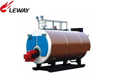 China Non Pressure Type Gas Hot Water Furnace Low Power Consumption 0.58MW Rated factory
