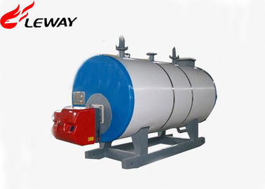 China Fuel Natural Gas Hot Water Boiler Good Insulation Effect In Factories factory