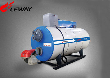 China Overheating Protection Gas Fired Hot Water Boiler , Natural Gas Hot Water Furnace distributor