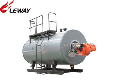 China Natural Circulation Oil Hot Water Boiler Non Working Pressure SGS Assured factory