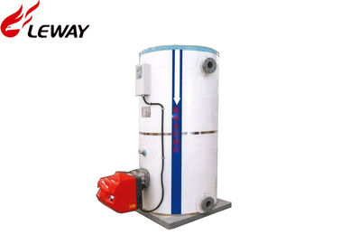 China Natural Circulation Small Gas Hot Water Boiler Low Pressure Type Light Weight distributor