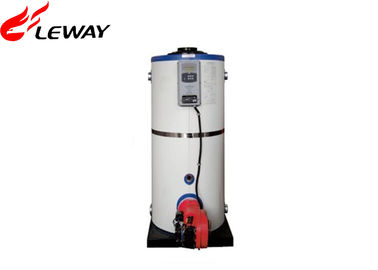 China Fire Tube Gas Hot Water Tank , Gas Fired Hot Water Boiler Wide Adoptability To Load factory