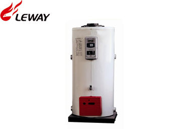 China Fully Automatic Natural Gas Hot Water Boiler 50 - 100DN Water Outlet For Industrial Production factory