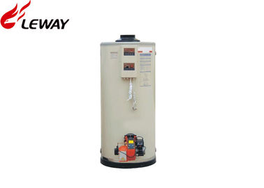 China Household Vertical Gas Water Boiler , Gas Hot Water Furnace Central Heating factory