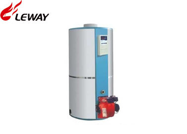 China Low Pressure Oil Hot Water Furnace , Oil Fired Boilers For Home Heating High Radiate distributor